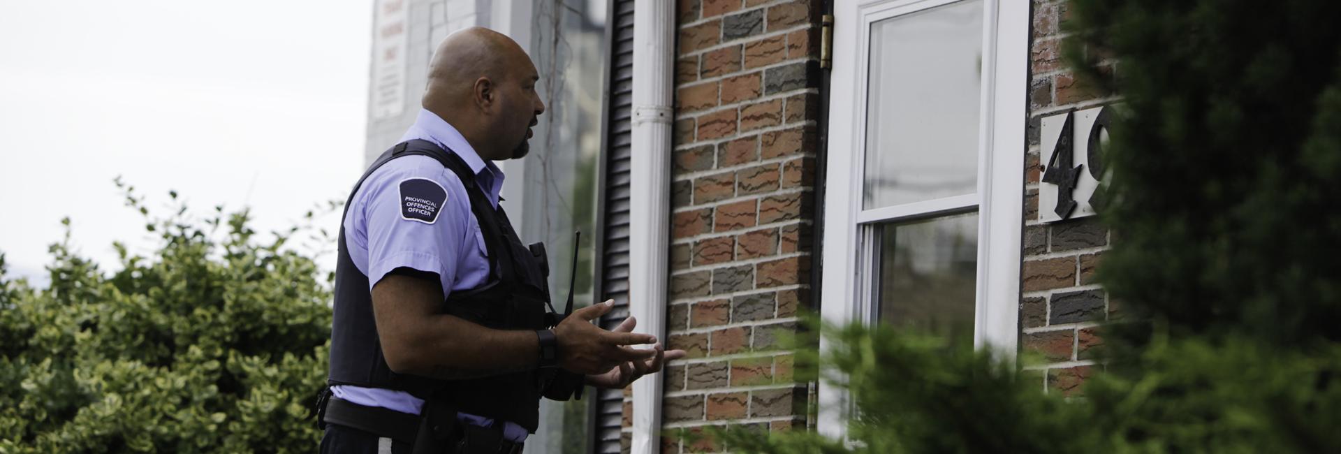 Municipal Law Enforcement Officers/